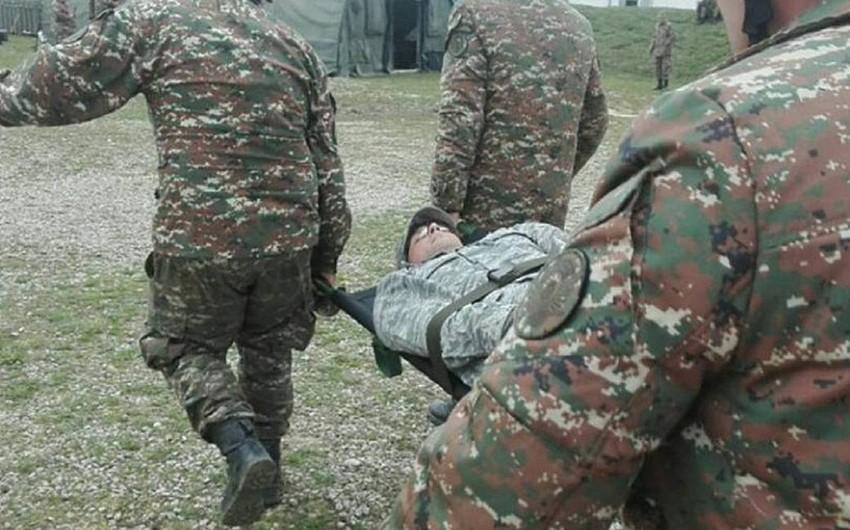 Ermənistan hərbi vəziyyət rejimi və səfərbərlik elan edib