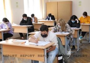Abituriyentlər məktəb proqramının yalnız 27-58 %-ni mənimsəyirlər - RƏSMİ