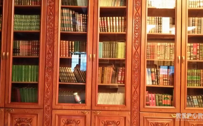 Qafqaz Müsəlmanları İdarəsinin kitabxanasından - FOTOREPORTAJ