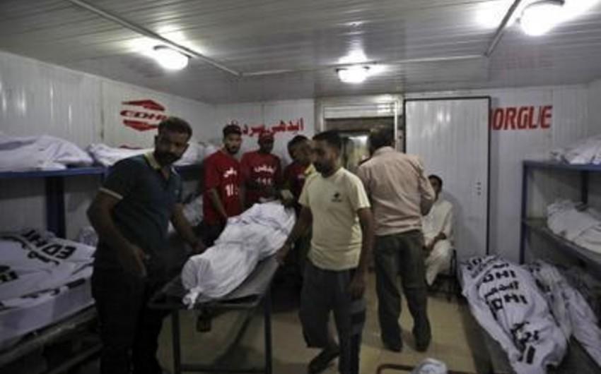Pakistandaanomalistilərinqurbanlarınınsayı sutka ərzində 200 nəfərə çatıb