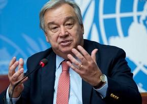 Гутерриш намерен баллотироваться на пост генсека ООН на второй срок