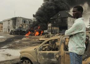 Nigeriyada qız terror aktı törətdi, ölənlər və xəsarət alanlar var