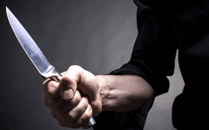Bakıda 36 yaşlı kişi tanışı tərəfindən bıçaqlanıb