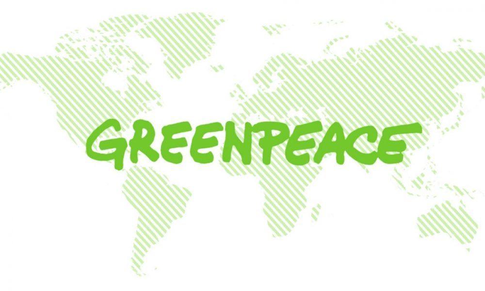 """""""Greenpeace"""" fəalları Şimal dənizində BP-nin əməliyyatına mane olmağa çalışıb"""