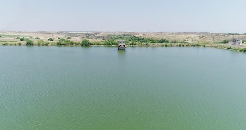 Azərbaycan Prezidenti Aşağı Köndələnçay su anbarında olub - YENİLƏNİB
