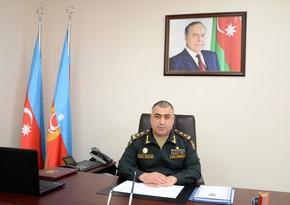 Аяз Гасанов освобожден от должности замначальника Генштаба