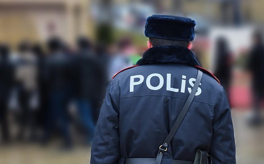 DİN: Biləsuvar RİH-in qarşısında polisə xəsarət yetirilib