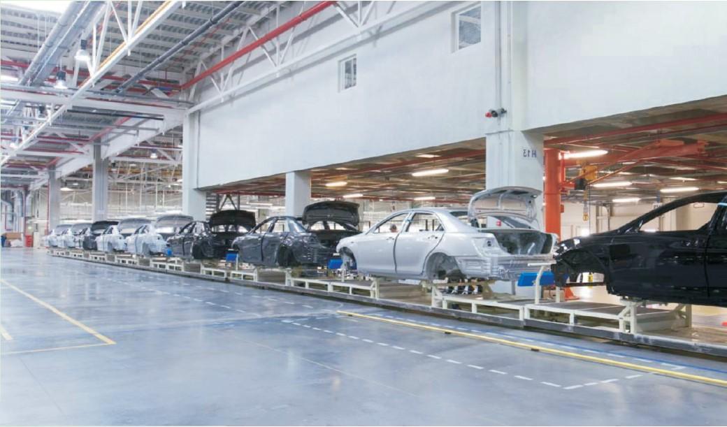 Президент Ильхам Алиев наградил группу сотрудников Гянджинского автомобильного завода - СПИСОК