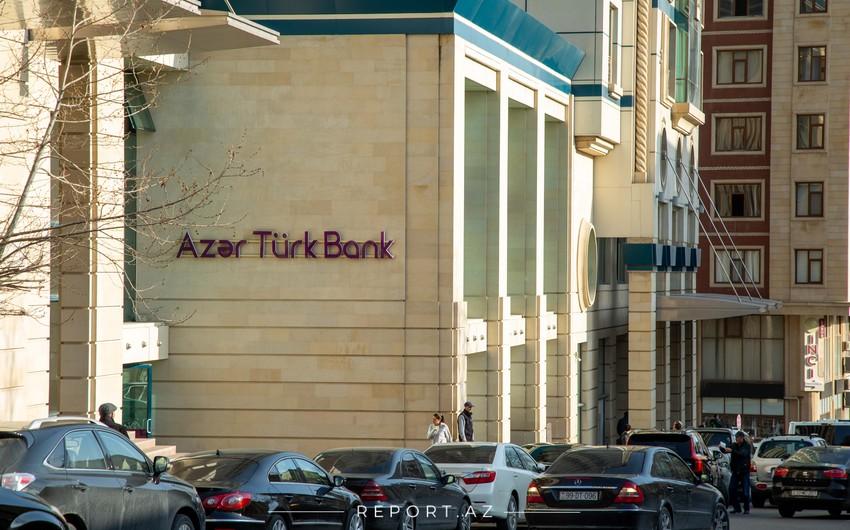 """""""Azər-Türk Bank"""" ötən il dividend üzrə proqnozu yerinə yetirə bilməyib"""