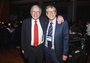 Bill Geyts və Uorren Baffett nüvə enerjisinə 1 milyard dollar pul qoyacaq