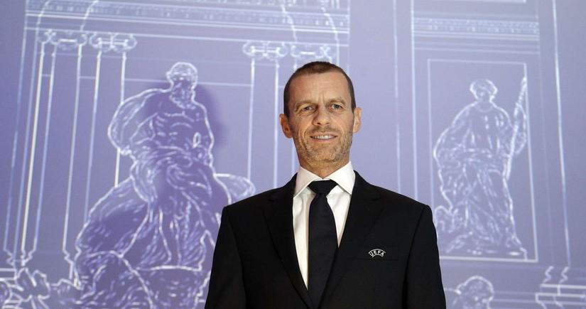 UEFA prezidenti: 55 üzv ölkənin hamısı Superliqaya qarşı çıxdı