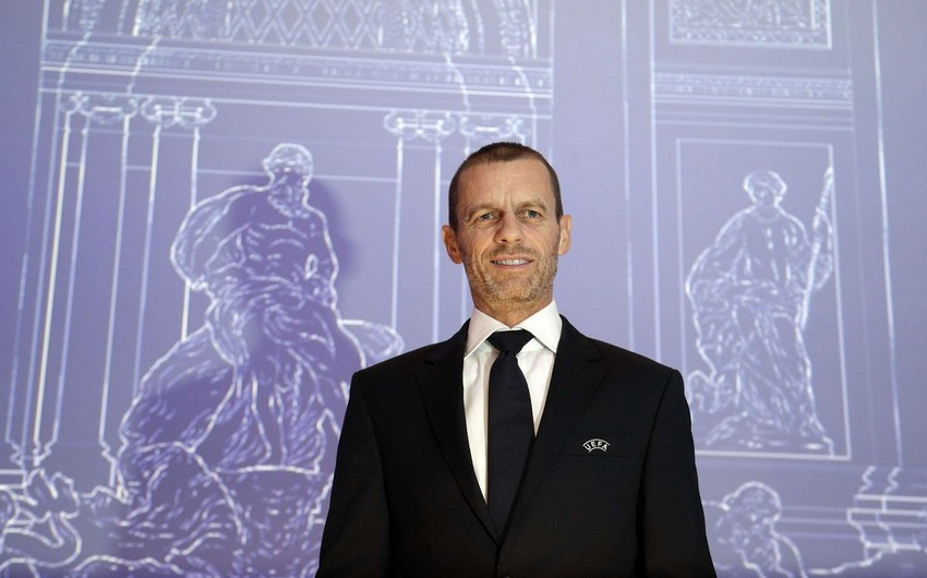 UEFA prezidenti: AVRO-2020-ni tarixin ən yaxşısı edəcəyik