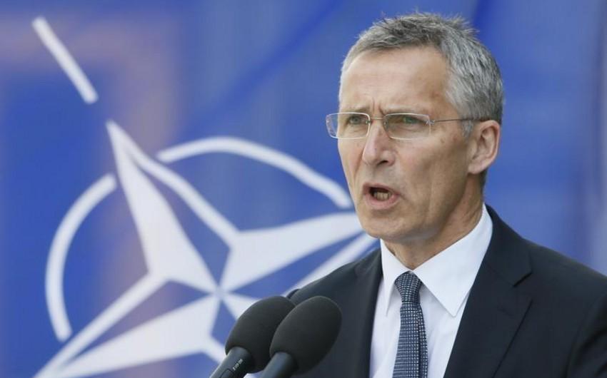 """NATO-nun baş katibi: """"Türkiyəyə minnətdarıq"""""""