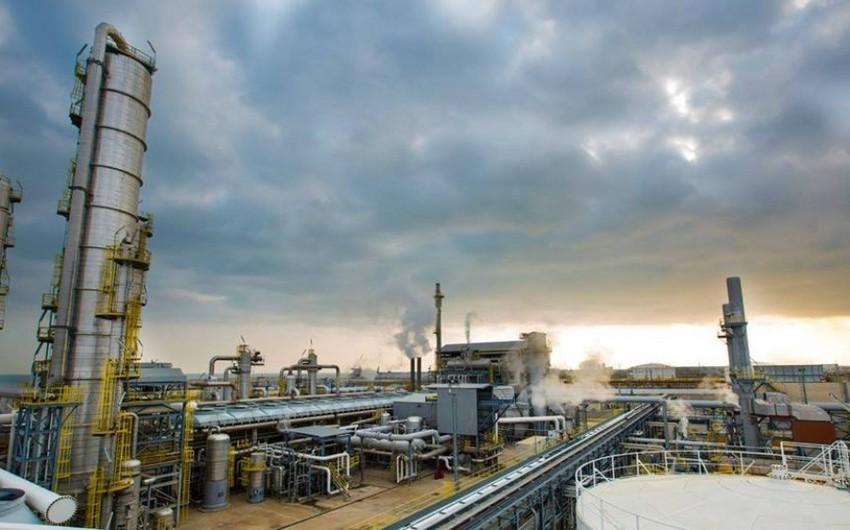 Azərbaycan bu il 37,5 min ton propilen istehsal edib