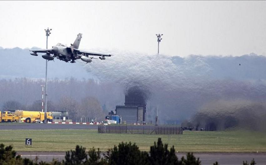 ВВС Ливии нанесли авиаудары по городу Мисурата