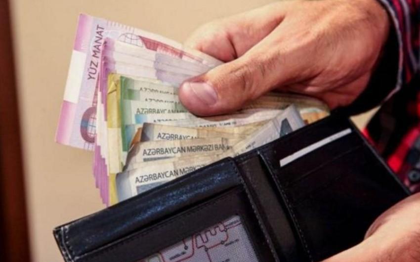 Azərbaycanda muzdla çalışan işçilərin əməkhaqqı 28% artıb
