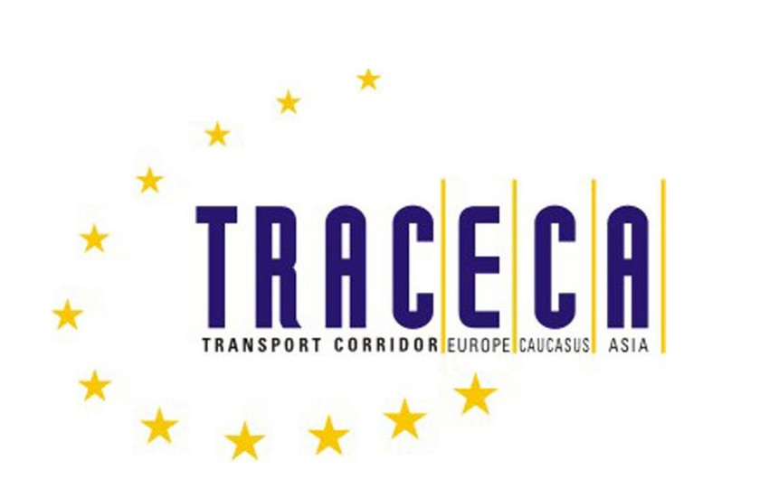 TRACECA ilə daşınmış yüklərin 18%-ni tranzit yüklər təşkil edib
