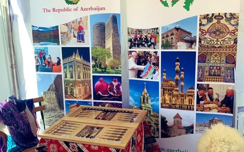"Azerbaijan featured at the ""Irvine Global Village Festival"" in California"