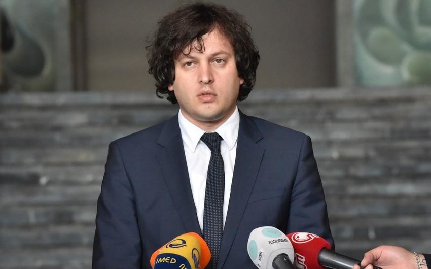 Gürcüstan parlamentinin sədri istefa verməyə hazırlaşmır