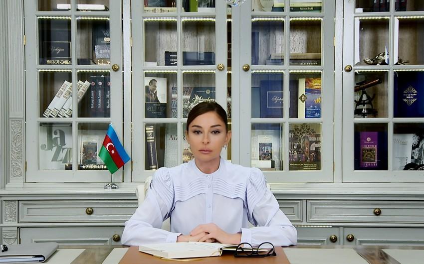 Поздравление от Мехрибан Алиевой с праздником Гурбан