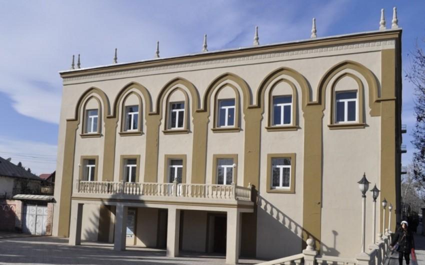 Строительство Гянджинского государственного драматического театра будет продолжено