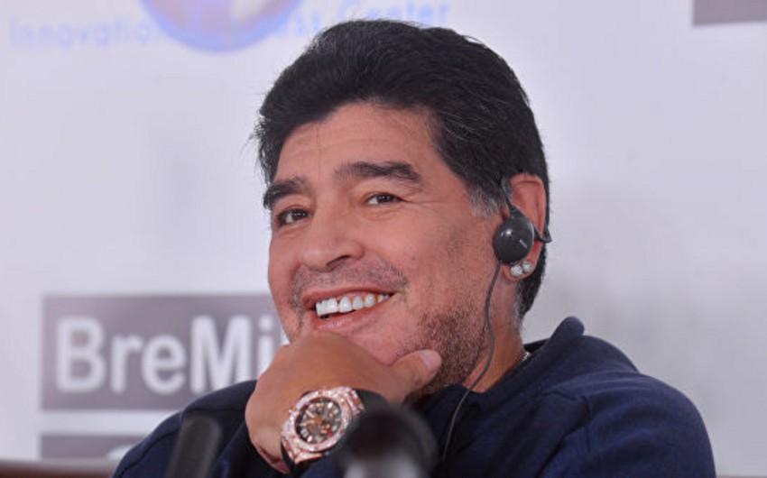 Марадона выступил с критикой в адрес ФИФА