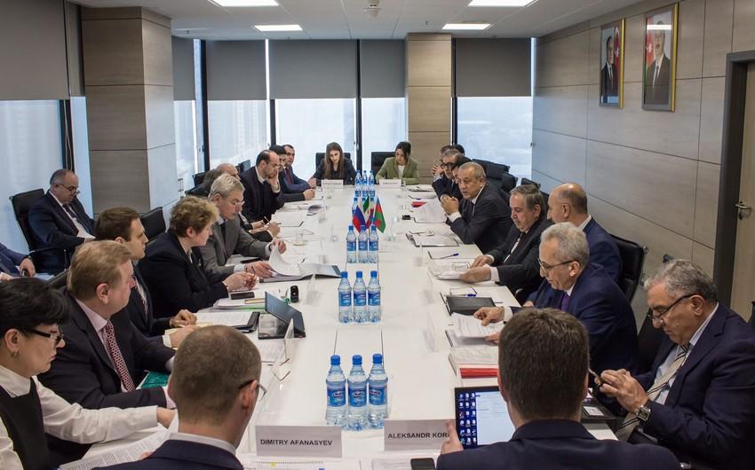 Bakıda Azərbaycan, İran və Rusiyanın energetika nazirləri müavinlərinin görüşü keçirilib