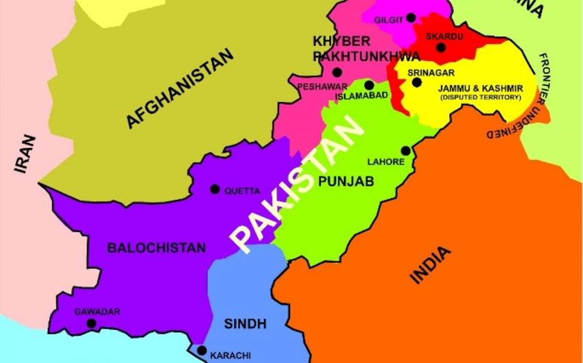 Pakistan İrana məxsus PUA-nı vurub