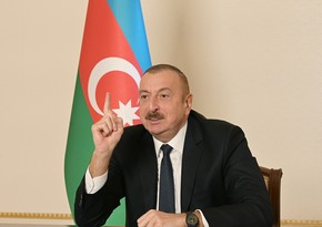 Prezident: Mən Ermənistanın yeni müharibəyə hazırlaşması ilə bağlı xəbərdarlıq etmişdim