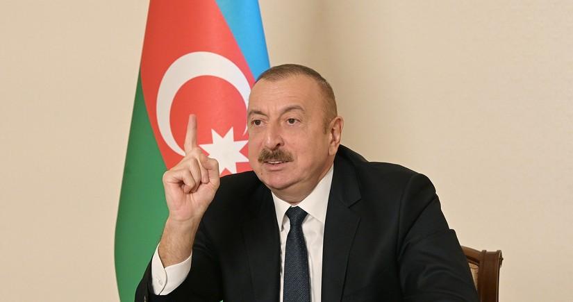 "Ilham Aliyev: ""Bayraktars"" instilled horror in the enemy"