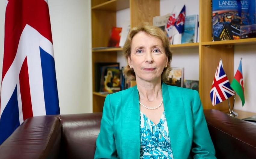 British Ambassador: I associate Azerbaijan with generosity, warmth and hospitality