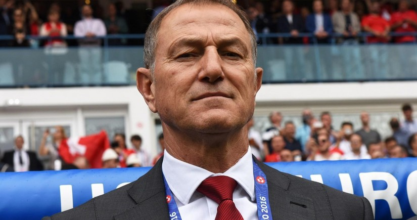 Главный тренер сборной будет наблюдать за игрой Карабаха