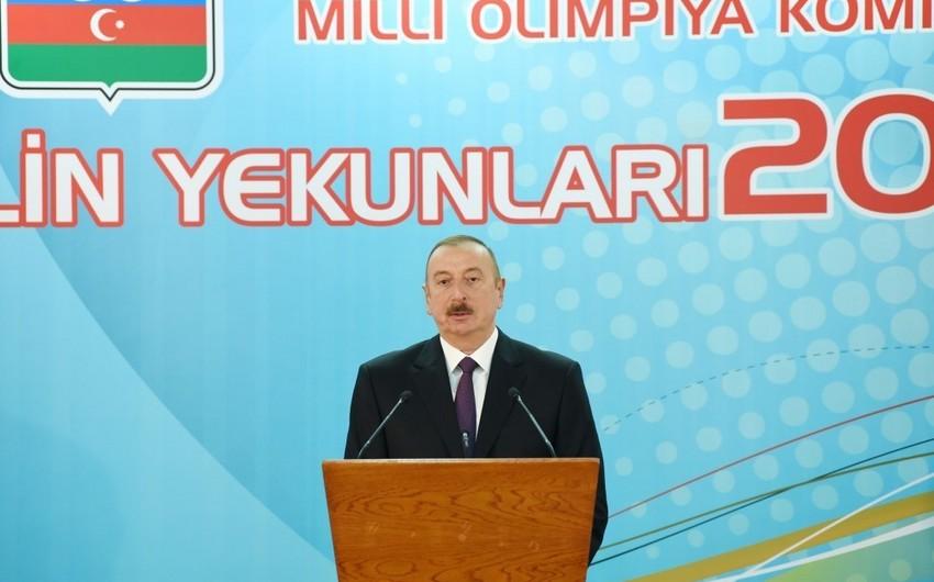 Bu il Azərbaycan idmançıları beynəlxalq yarışlarda 800-ə yaxın medal qazanıblar
