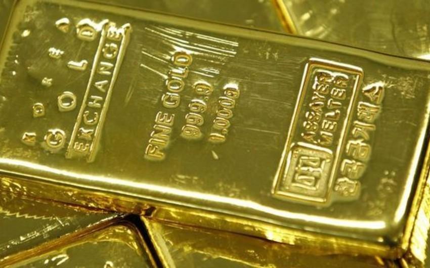 Beynəlxalq bazarlarda qiymətli metalların dəyəri artıb