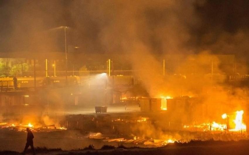 Çin - Myanma təbii qaz kəmərində partlayış olub: 8 nəfər ölüb, 35 nəfər yaralanıb
