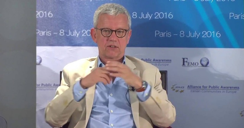 Fransalı politoloq: Ağdam faşistlərin Fransanın şərqində törətdiyi dağıntıları xatırladır