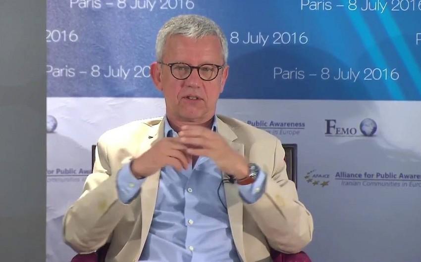 Французский политолог: Агдам напоминает о разрухе, учиненной фашистами на востоке Франции