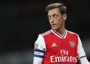 Месут Озил готов отказаться от 7,8 млн, чтобы покинуть Арсенал