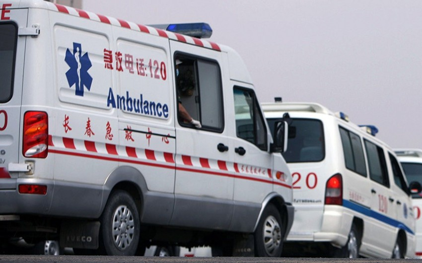 Heavy rains in China leave 7 dead