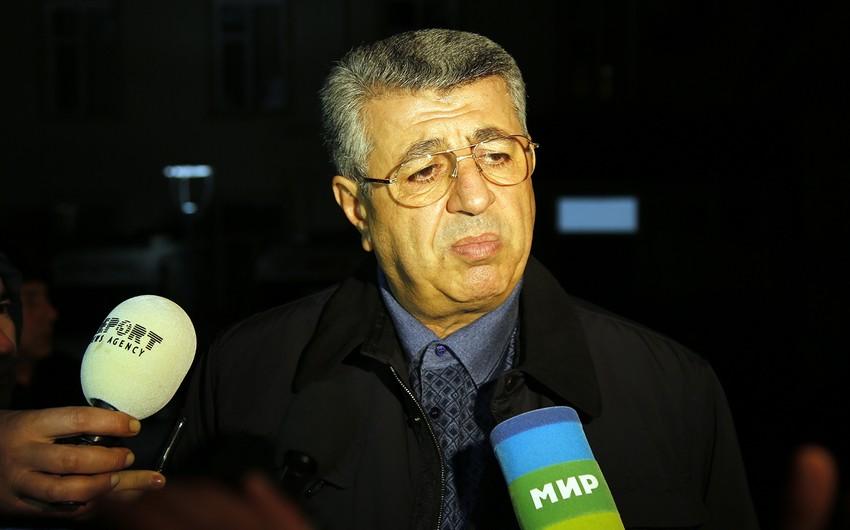 Xalik Məmmədov: SOCAR prezidenti yanğının söndürülməsi ilə məşğul olan işçi qrupa rəhbərlik edir