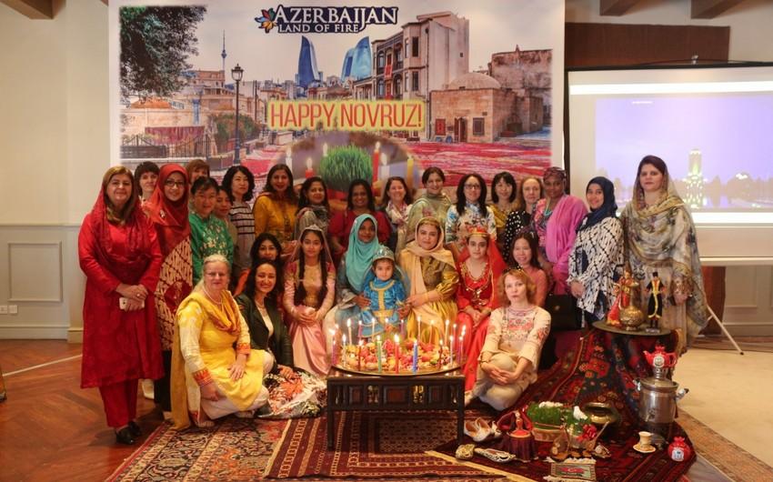 İslamabadda Novruz şənliyi keçirilib