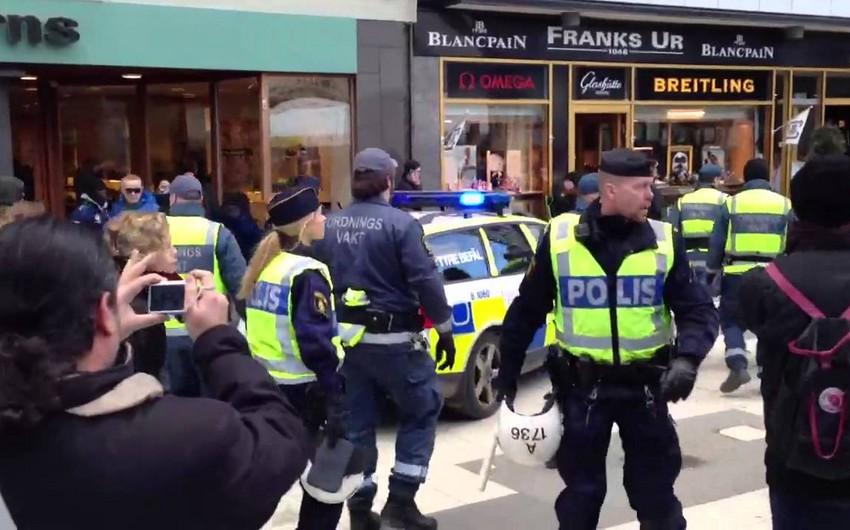 İsveçdə naməlum şəxslərin açdığı atəş nəticəsində 2 nəfər ölüb
