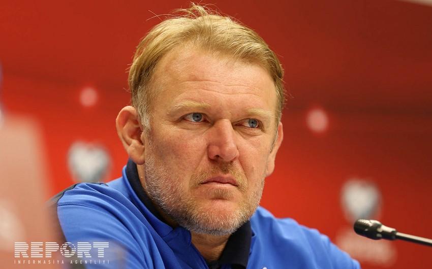 Роберт Просинечки: В отборочном раунде нас ждет последний домашний матч с трудным соперником