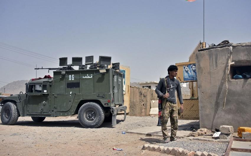 Əfqanıstan Müdafiə Nazirliyi: Son sutkada Talibanın 191 silahlısı ölüb, 154-ü yaralanıb