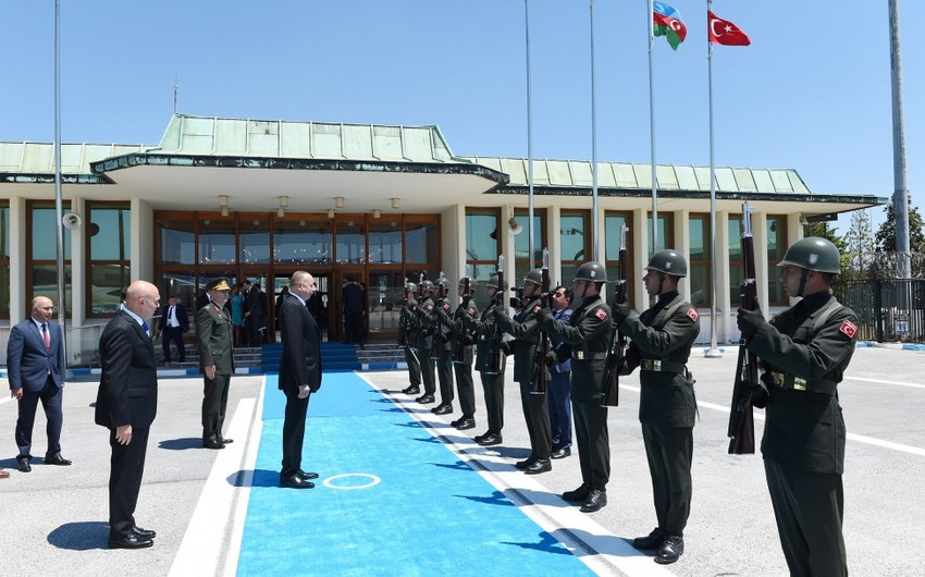 Azerbaijani President Ilham Aliyev completes his Turkey visit