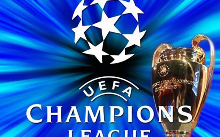 Лига чемпионов: Три клуба вышли в плей-офф