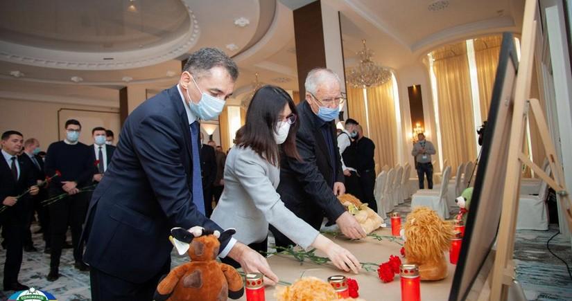 В Молдове состоялось мероприятие, посвященное 29-й годовщине Ходжалинского геноцида