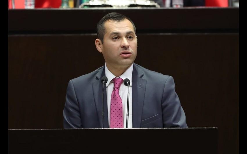Meksika Deputatlar Palatasının üzvü Ermənistanın təxribatını pislədi