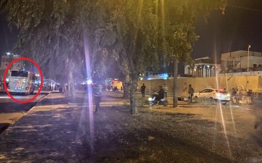 İranın Kərbəladakı konsulluğuna hücum olub, 5 nəfər ölüb - VİDEO - YENİLƏNİB
