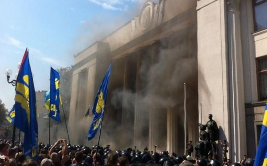 Ukraynada yaralananların sayı 30-a çatıb - YENİLƏNİB